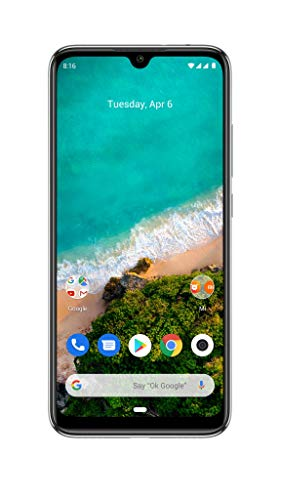 "Xiaomi Mi A3 128GB Hybrid-SIM Bianco EU [15,46cm (6,1"") OLED Display, Android 9.0, 48+8+2MP Triple Hauptkamera]"