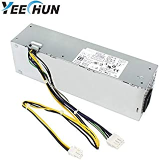 YEECHUN 255W L255AS-00 PS-3261-2DF Power Supply for Dell Optiplex 3020 7020 9020 Precision T1700 Small Form Factor (SFF) S...