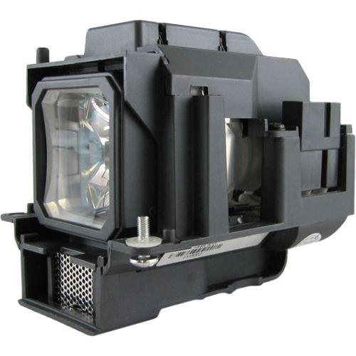 satukeji VT75LP VT-75LP para NEC LT280 LT380 LT380G VT470 VT670 VT676 LT375 VT675 Lámpara de Bombillas de proyector con Carcasa
