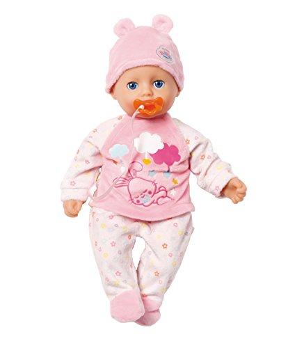 Zapf Creation 825334 My Little Baby Born Super Soft, bunt