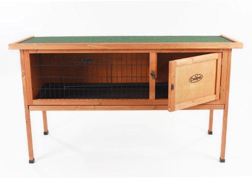 Easipet Wooden 4ft Rabbit/GuineaPig Hutch single storey 21508