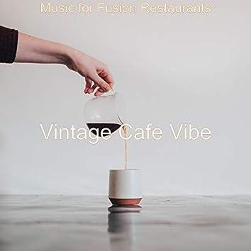 Clarinet Solo for Hip Restaurants