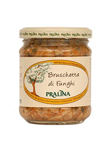 Pralina - Bruschetta ai funghi 180 gr