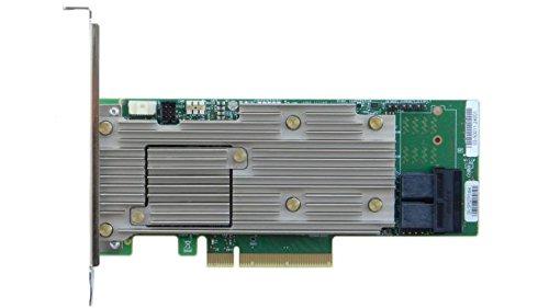 INTEL Raid Adapter RSP3DD080F 954496 INTEL RSP3DD080F, PCI Express 3.0, SAS, SATA, Serial ATA III, PCI Express X8, Altura Media (Perfil BAJO), 0, 1, 5, 6, 10, 50, 60, JBOD, 4096 MB, DDR4