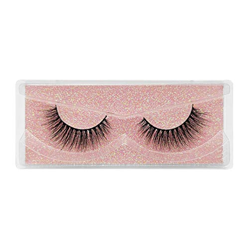 10 Pcs Eyelashes 3D Mink Lashes Makeup Natural 10pairs504 False Max 55% OFF latest