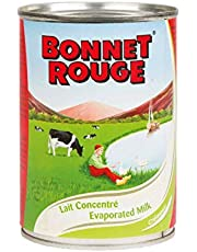 Leche Condensada Sin Azúcar Bonnet Rouge 410 g - ( Juego de 2 )