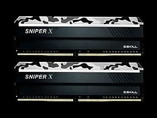 G.Skill DDR4メモリ DDR4-3600 32GBKit(16GB×2枚組)国内正規品 OVERCLOCK WORKS購入限定特典ステッカー付き F4-3600C19D-32GSXWB