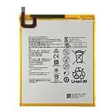 バッテリー詳細:容量:5100MAH / 19.5WH 電圧:3.82V 対応機種:NTT docomo dtab d-03G; HUAWEI MediaPad M5 8 8.4インチ SHT-AL09 SHT-W09; Huawei MediaPad M3 8.4 BTV-DL09 BTV-W09; セット内容:バッテリー (純正品と同様のTI社製コントローラーを採用。より正確な制御で安定した電源供給を行います。) 本製品は取り付け工具と説明書がありません、予めご了承ください。youtubeで...
