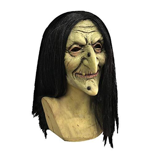 - Scary Halloween Hexe