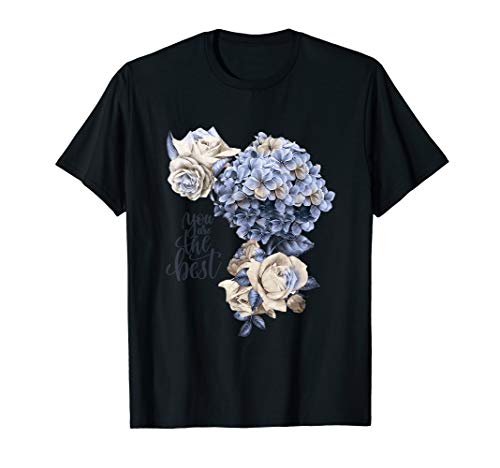 Flower T-Shirt the best T-Shirt Beautiful Floral T-Shirt
