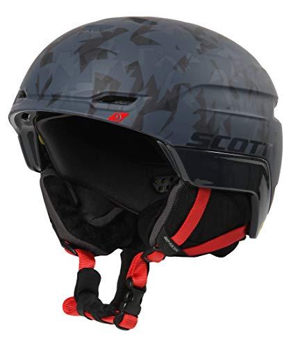 Scott Ski-Helm Chase 2 Plus Marine (300) M