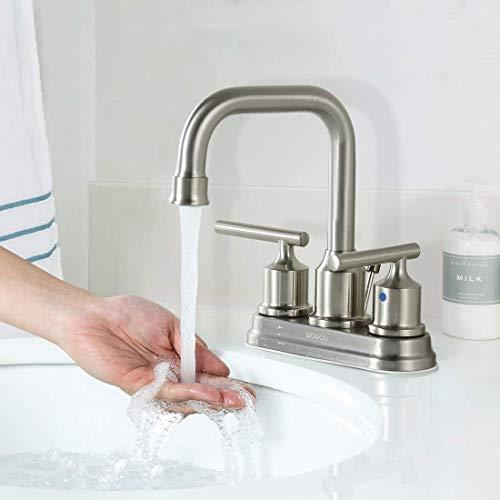 WOWOW Bathroom 2-handle Faucet