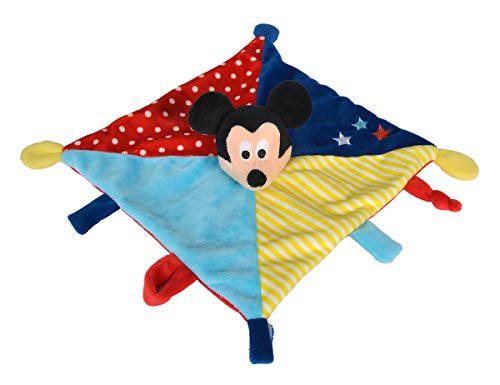 Simba 6315876393 Disney Mickey Serviette de Toilette 3D Color