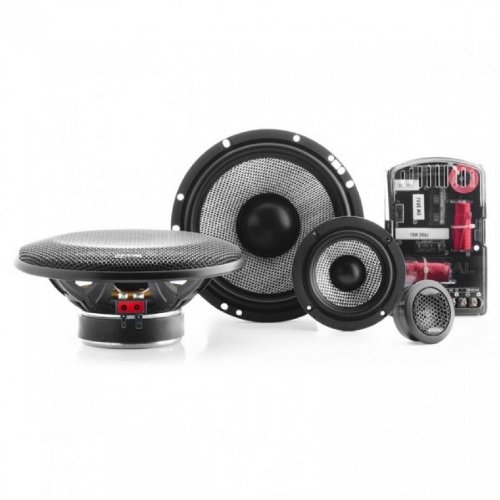 Focal Access Series 165 AS3 Component Car Speakers 3-Way 16.5cm 6.5' 160W