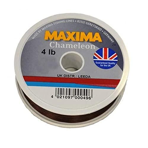 Maxima Chameleon 100m Spool 4lb BS