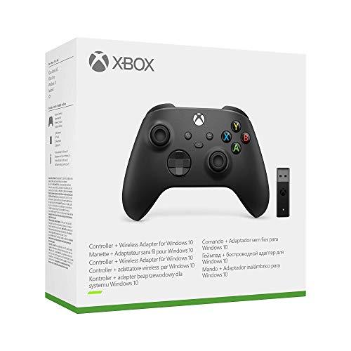 Xbox Wireless Controller M für PC + Wireless Adapter