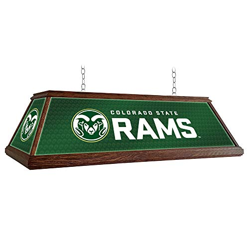 "Shop Grimm CSU Colorado State Rams 49"" Billiards Pool Table Light Rams Head"
