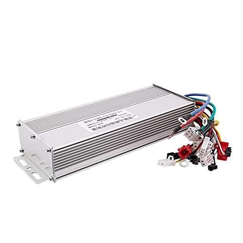 Dcolor 48V 60V 64V 1500W Controlador Sin Escobillas/Controlador Ebike/Controlador de Motor para...