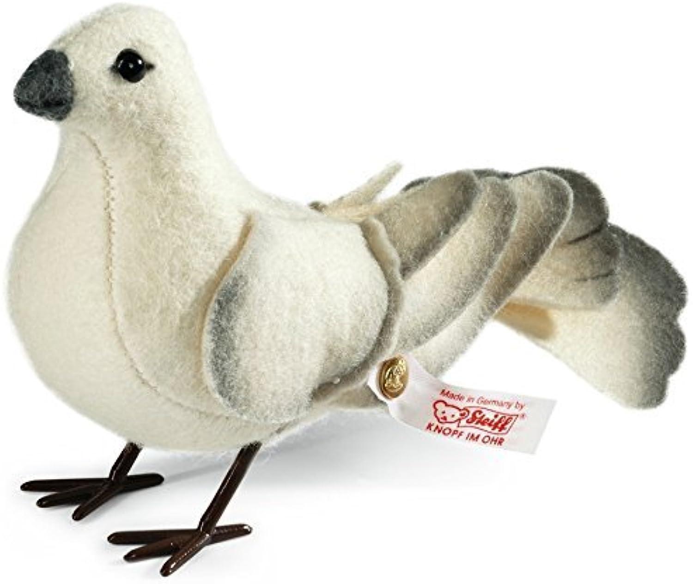 Limited Edition Felt Dove by Steiff - 9cm by Steiff