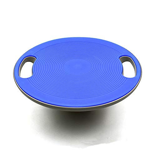 Review Of ShurndGao Balance Disk Portable Dance Training Yoga Balance Disc Round Training Balance Bo...