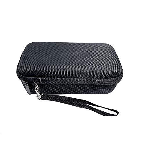 Bolsa de armazenamento, bolsa de armazenamento para termômetro digital portátil Bolsa de armazenamento para cosméticos Bolsa de transporte com zíper portátil