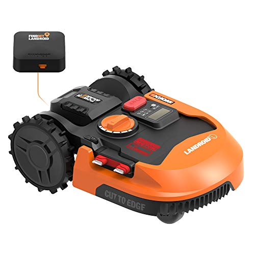 Our #6 Pick is the Worx WR153 Landroid L Robot Lawn Mower