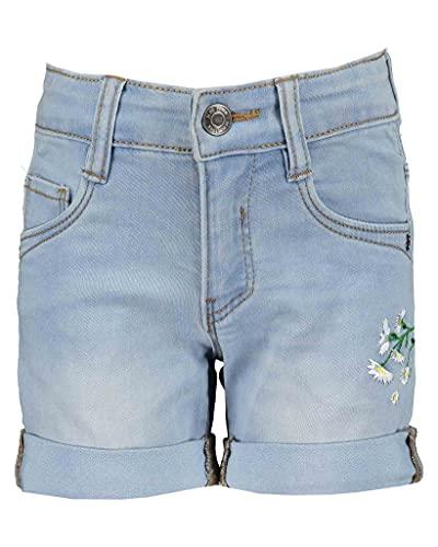 Blue Seven Mädchen Jeans Shorts, Blau (540 Jeansblau Orig), 116, 6 Jahre