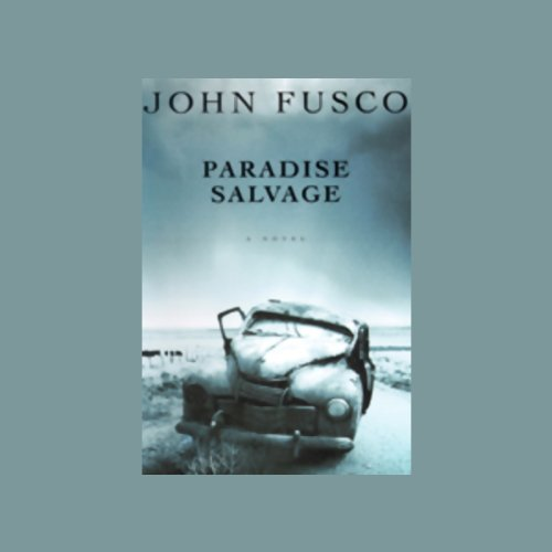 Paradise Salvage audiobook cover art