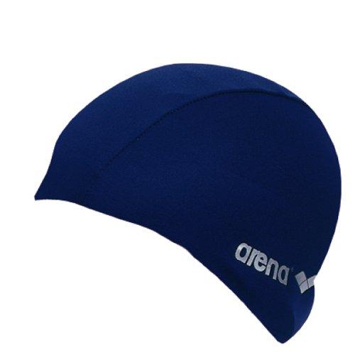 ARENA 0000091111-072 Gorro de Natación, Unisex Adulto, Azul (Navy), Talla Única