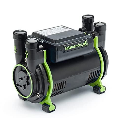 Salamander CT80B 2.6 Bar Bathroom Twin Impeller Shower Pump CT80 B + AVT Hoses