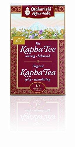 Maharishi Ayurveda Kapha Tee (Bio) Gewürztee, Chai, 15 Beutel, 22,5 g, ökologisch