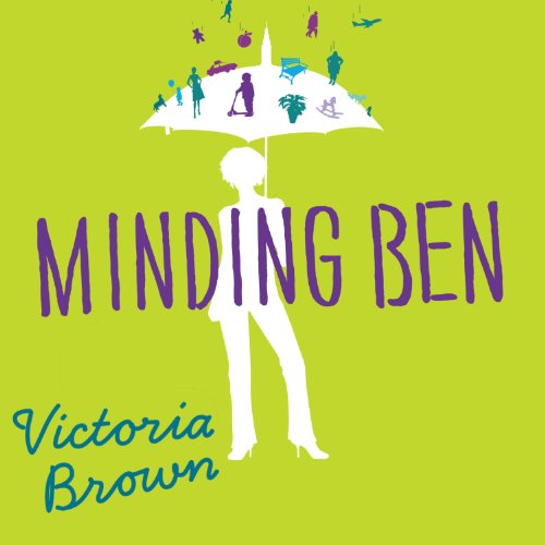 Minding Ben audiobook cover art