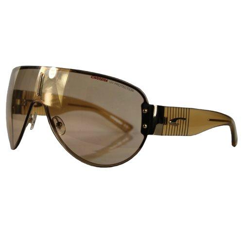 Carrera Sunglasses Carrera-FLAG19-DSF-GOLD-BEIGE Gafas de sol, Dorado (Gold), 58 para Mujer