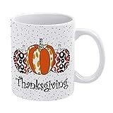 Taza de café de cerámica para regalo de té, taza de café graciosa de 325 ml