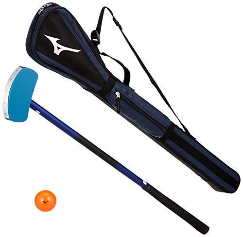 MIZUNO(ミズノ) グラウンドゴルフ ユニセックス グラウンド・ゴルフ3点セット C3JLG851 サイズ:84 ネイビー C3JLG851 84