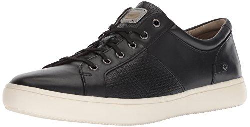 Rockport mens Colle Tie Sneaker, Black, 8.5 US