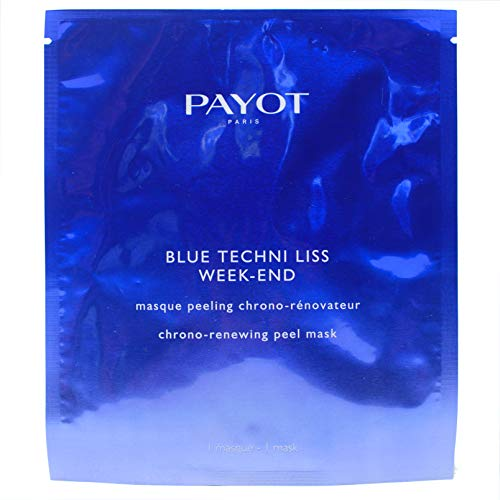 Payot Blue Techni Liss Masque Peeling Rénovateur 10pièces