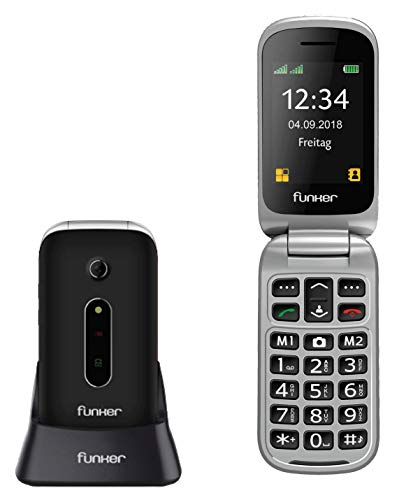 Moviles Basicos Libres Mayores Marca Funker