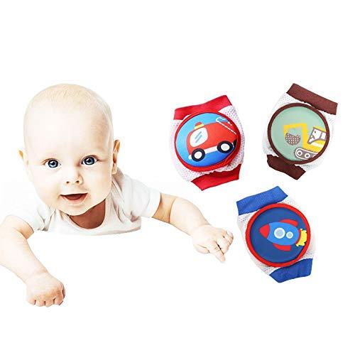 Baby Knieschoner zum Krabbeln, Baby Sicherheitsschutz für Baby Mädchen und Jungen - - Unisex