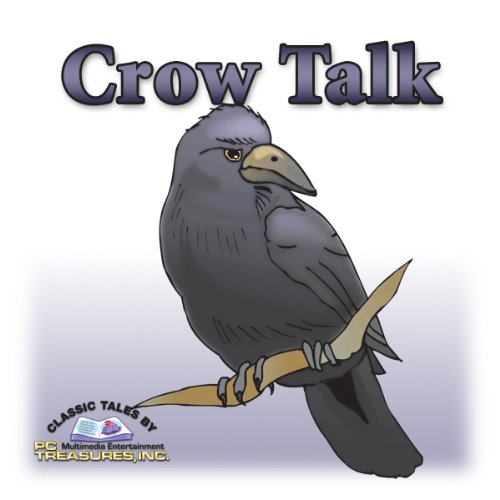 Crow Talk audiobook cover art