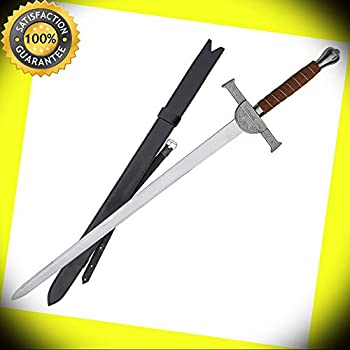 Macleod Clansman Connor Longsword Movie Replica perfect for cosplay outdoor camping