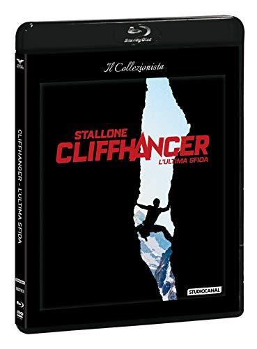 """Cliffhanger - L'Ultima Sfida """"Il Collezionista"""" Combo (Br+Dv ) (Ltd Cal)"""