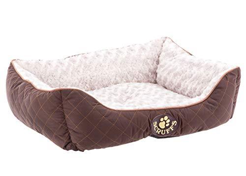 Scruffs 676604 Hundebett Wilton, M, braun