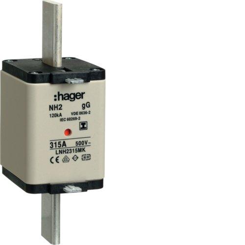 Hager LNH2315MK Sicherung NH2 315A 500V gG MKen.S-frei