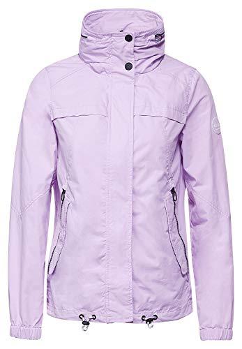 Cecil Damen Outdoor-Jacke chalked Violet S