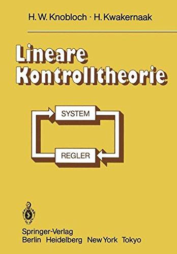 Lineare Kontrolltheorie