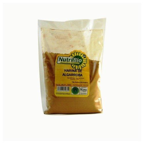 IJSALUT - Harina Algarroba Bio Nutribio 400 Gr