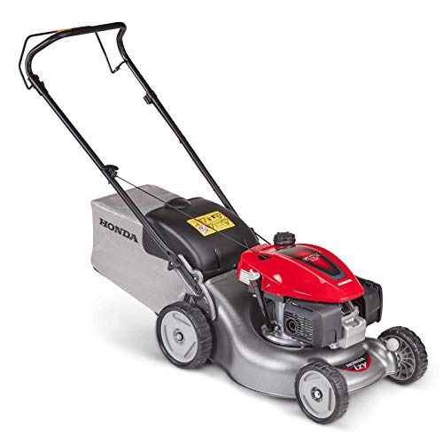 Honda HRG416PKEH Four-Wheeled Push Rotary Lawnmower 16' (New 2020 Engine...
