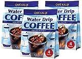 カルディ ウォータードリップコーヒー 水出しアイスコーヒー 粉 (10gx4p)x4
