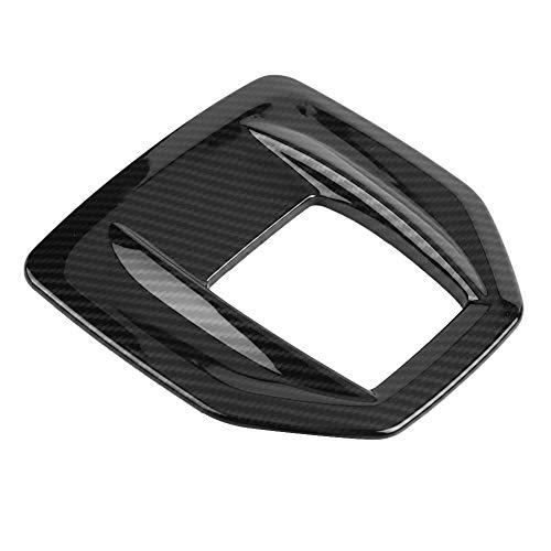 Copertura della scatola del cambio in fibra di carbonio Copertura del pannello della scatola del cambio per Alfa Romeo Giulia 2017-2018 per auto
